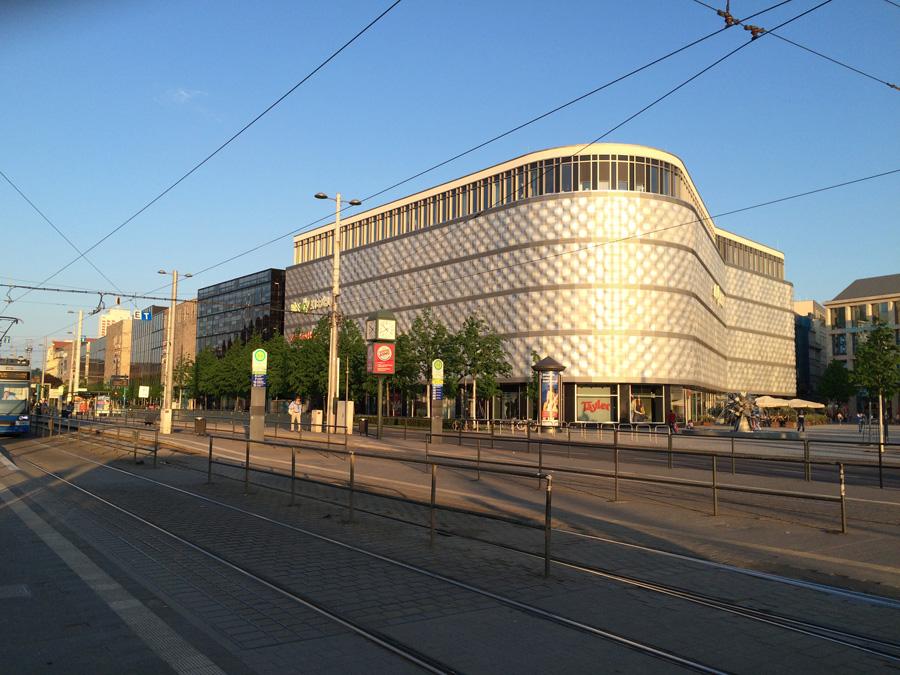 Höfe am Brühl, Leipzig