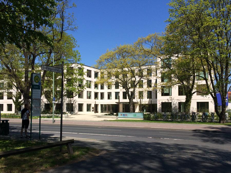 Büro- und Verwaltungsgebäude der KVBB und LÄK, Potsdam